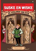 Suske en Wiske - 351 De verloren Van Eyck