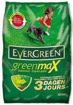 Evergreen Gazon zichtbaar groener in 3 dagen