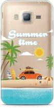 Galaxy J3 (2016) Hoesje Summer Time