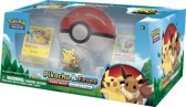 Pokémon Pokeball Pikachu Eevee Collection Box - Pokémon kaarten