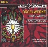 Bach: Organ Works, Disc 6