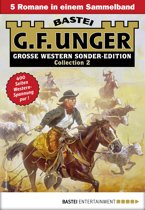 G. F. Unger Sonder-Edition Collection 2 - Western-Sammelband