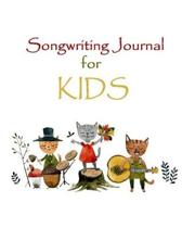 Song Writing Journal For Kids