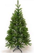 Realistische kerstboom  - kerstbomen kunststof, kleur groen - 150cm