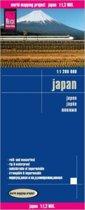 Reise Know-How Landkarte Japan
