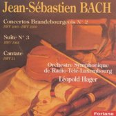 Brandenberg Concerto No 2 Suite No 3 Can