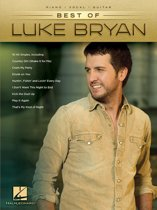 Best of Luke Bryan Songbook