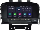 Android 7.1 Car Autoradio, In-dash 2 Din Quad-core PX3 1,6Ghz Cortex A9 processor RAM 2G ROM 16G Car Radio GPS Autonavigation Kopfeinheit Car Audio mit 1024 * 600 Multitouch-Bildschirm und DVD Player Moniceiver  für Opel Astra