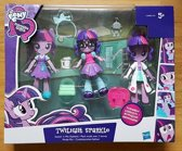 My Little Pony Equestria Girls Minis Switch 'n Mix Fashions - Twilight Sparkle