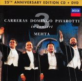 The Three Tenors 25Th Anniversary