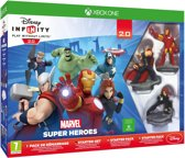 Disney Infinity 2.0 Marvel Super Heroes Starter Pack - Xbox One