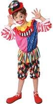 Clown kostuum voor jongens - Kinderkostuums - 104-116