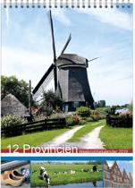 Notitiekalender 12 Provinciën 2019 - Wekelijks