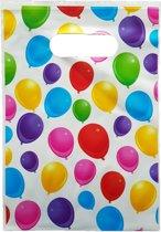 Feestzakjes Ballonnen 10 stuks