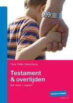 Testament & Overlijden