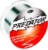 DLT Predator - Nylon Vislijn - 0.30mm - 300m - Grijs