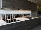 Keuken achterwand: -Breskens- 305x70 cm