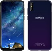 Doogee Y8 6,1 inch Android 9.0 Quad Core 3400mAh 3GB/32GB Paars