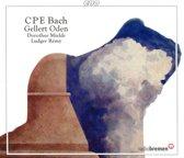 Gellert Oden & Lieder  Abendlied