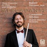 Three Concertos For Flute And Orchestra