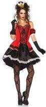 Barokke koningin kostuum voor vrouwen - Verkleedkleding - Small ( 34 - 36 )