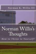 Norman Willis's Thoughts