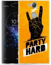 Sony Xperia XA2 Plus Hoesje Party Hard 2.0