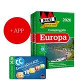ACSI Campinggids - ACSI Campinggids Europa + app 2020