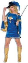 Musketier jurk de luxe