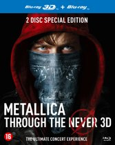 Metallica - Through The Never (3D & 2D Blu-ray)