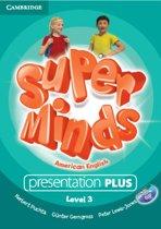 Super Minds American English Level 3 Presentation Plus DVD-ROM