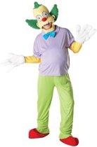 Krusty™ de clown kostuum voor volwassenen  - Verkleedkleding - One size