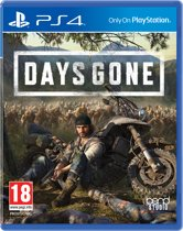 Cover van de game Days Gone PS4