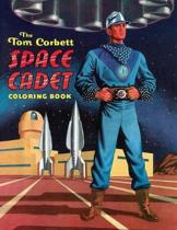 The Tom Corbett, Space Cadet Coloring Book