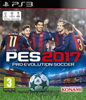 Pro Evolution Soccer 2017 (PES 2017) - PS3
