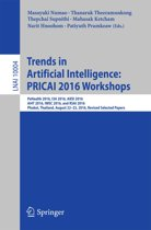 Trends in Artificial Intelligence: PRICAI 2016 Workshops