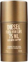 Diesel - Fuel for Life deodorant stick 75ml
