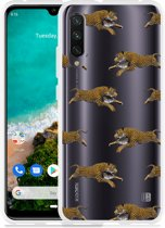 Xiaomi Mi A3 Hoesje Leopard