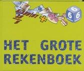 Boek cover Het grote Rekenboek groep 6 Leer-en oefenboek van Jolanda Kuiper