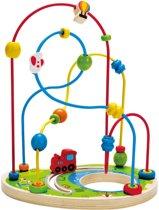 Afbeelding van Hape Kralenframe Pizzaz 36 Cm speelgoed