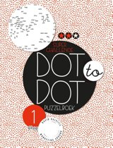 Dot to dot puzzelboek Super challenge deel 1