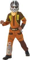 Star Wars Rebels Ezra Deluxe - 2pcs - Kostuum kind - Maat 98/104 - Carnavalskleding