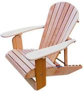 Verstelbare Royal Adirondack Chair RFR11 Canadese Tuin Stoel