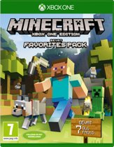 Minecraft Favorites Pack - Xbox One