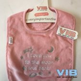 VIB slab - I love  to the moon and back ROZE