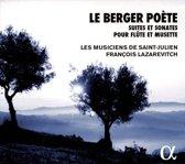 Le Berger Poetesuites Et Sonates Pour Flute Et Mus