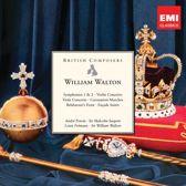 William Walton: Symphonies Nos. 1 & 2; Violin Concerto; Viola Concerto; Coronation Marches; Belshazzar's Feast; Facade Suites