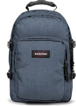 Eastpak Provider Rugzak 15 inch laptopvak - Double Denim