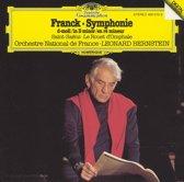 Franck: Symphony in D minor; Saint-Saens: Le Rouet d'Omphale