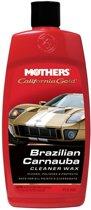 Mothers Wax California Gold Liquid Carnauba Cleaner Wax - 473ml